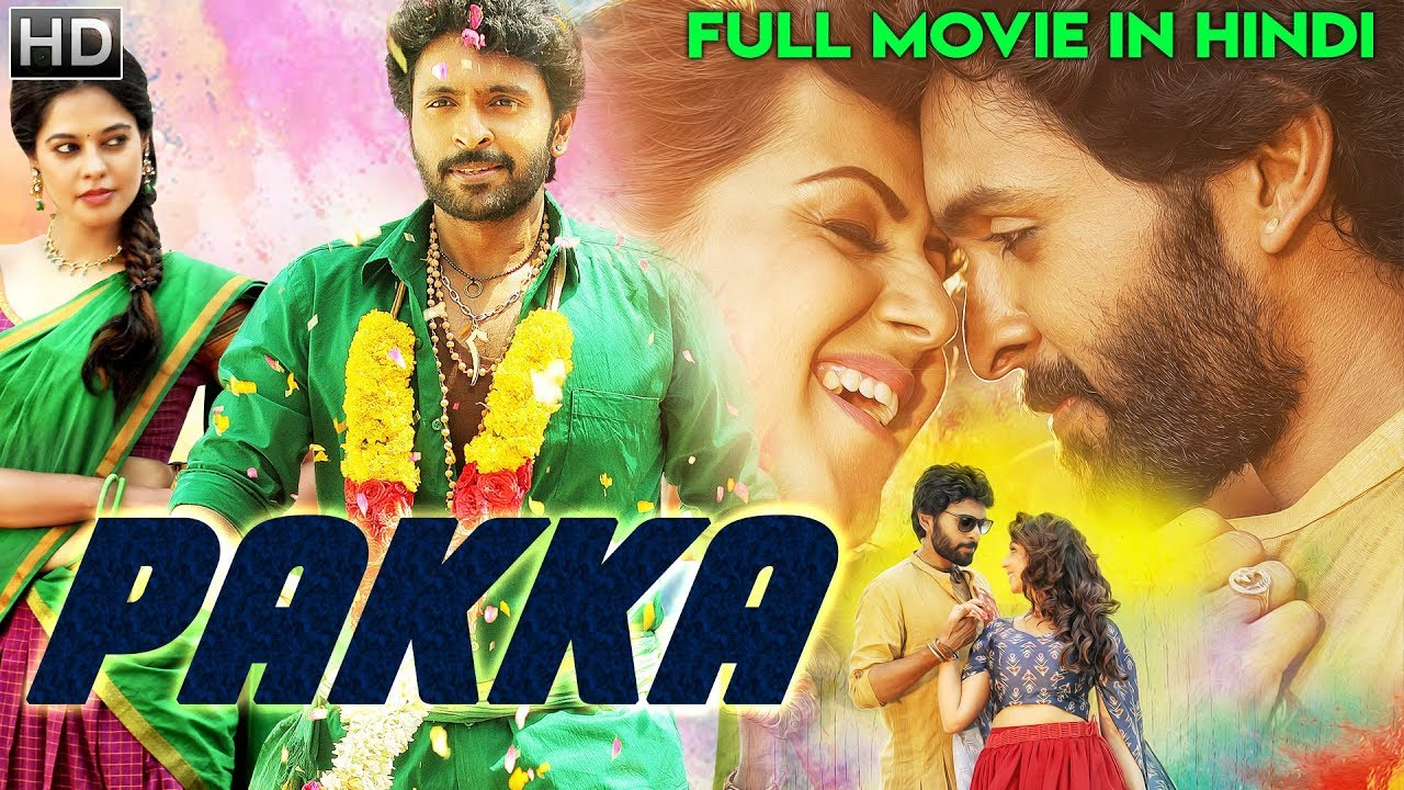 Pakka 2018 Hindi Dubbed 720p HDRip x264