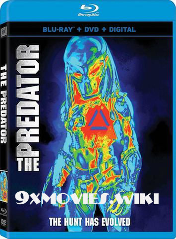 The Predator 2018 English 720p BRRip 999MB ESubs