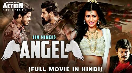 Angel 2018 Hindi Dubbed 720p HDRip x264