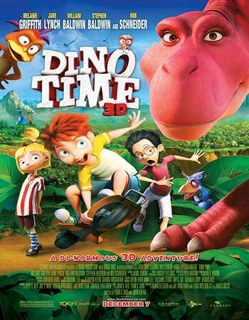 Dino Time (2012) Dual Audio Hindi 311MB BluRay ESbus Download