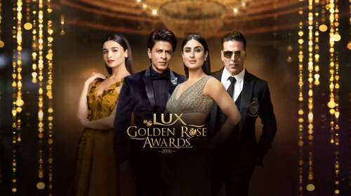 Lux Golden Rose Awards 9th December 2018 300MB HDTV 480p