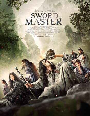 Sword Master 2016 Hindi Dual Audio 500MB BluRay 720p ESubs HEVC