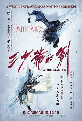 Sword Master 2016 Dual Audio Hindi UNCUT 720p BluRay 850mb