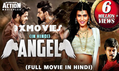 Angel 2018 Hindi Dubbed 720p HDRip 800MB