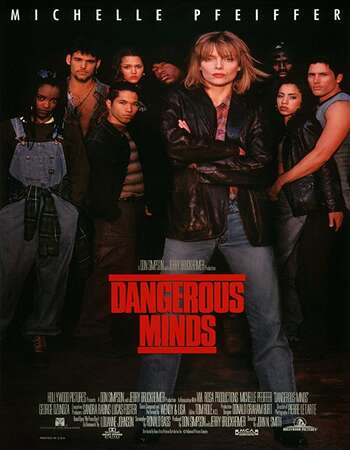 Dangerous Minds 1995 Hindi Dual Audio Web-DL Full Movie 300mb Download