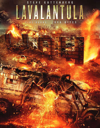 Lavalantula 2015 Hindi Dual Audio 280MB BluRay 480p ESubs