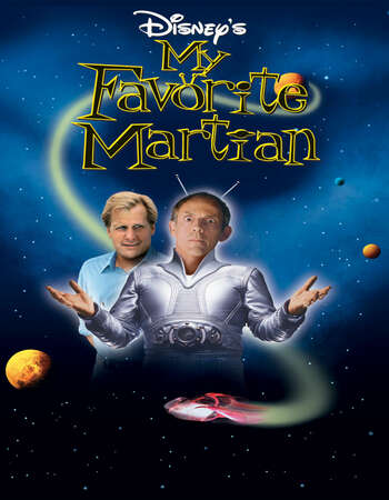 My Favorite Martian 1999 Hindi Dual Audio Web-DL Full Movie Download