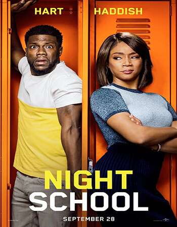 Night School 2018 English 720p Web-DL 900MB ESubs