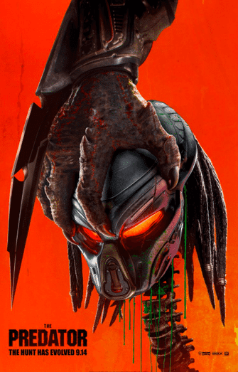 The Predator 2018 Dual Audio Hindi English BluRay Full Movie Download HD