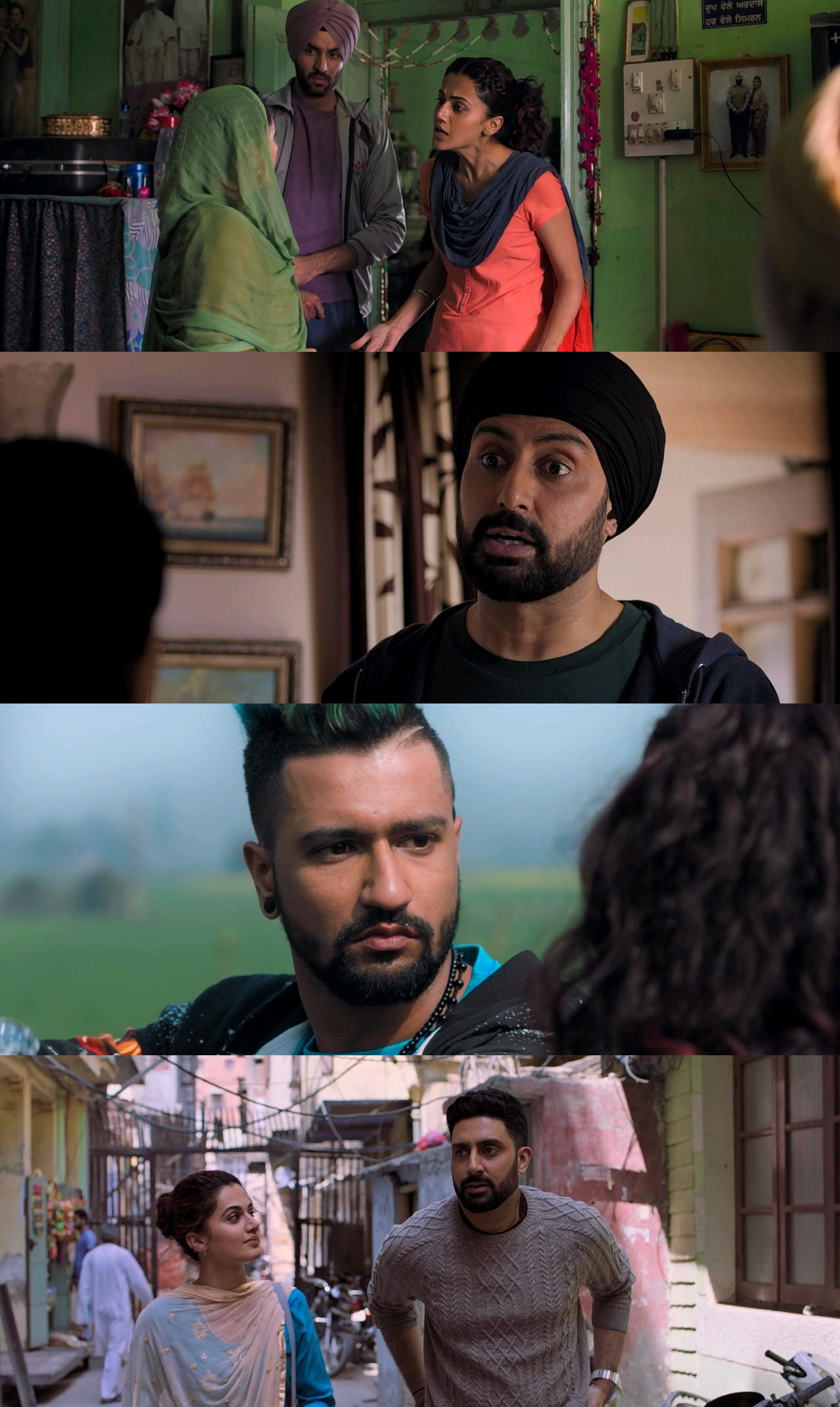 Manmarziyaan 2018 Dual Audio Hindi BluRay Full Movie Download HD