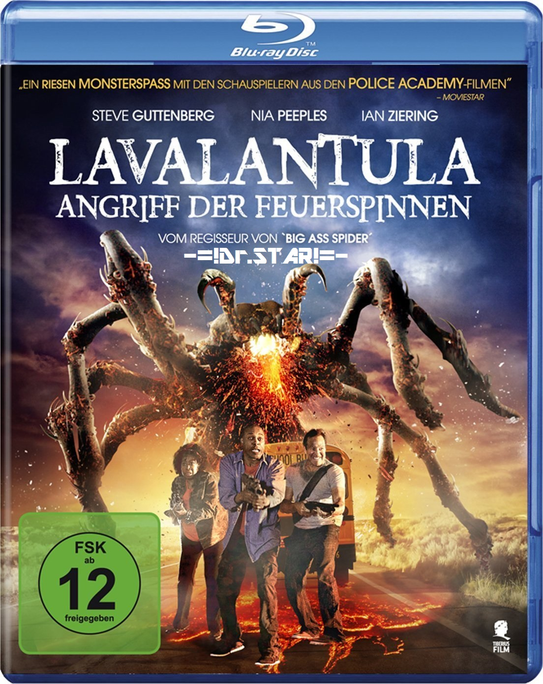 Lavalantula (2015) 720p BluRay x264 Eng Subs [Dual Audio] [Hindi – English] – 725 MB