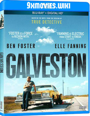 Galveston 2018 English 720p BRRip 850MB ESubs