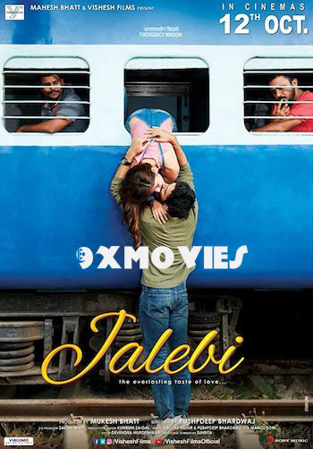 Jalebi 2018 Hindi 720p WEB-DL 800MB