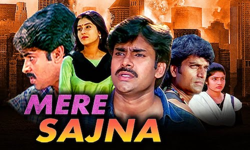Mere Sajna 2018 Hindi Dubbed 720p HDRip 800mb