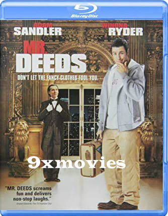 Mr. Deeds 2002 Dual Audio Hindi 720p BluRay 950mb
