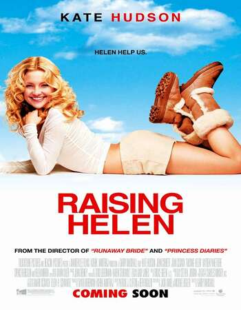 Raising Helen 2004 Hindi Dual Audio 350MB WEBRip 480p ESubs
