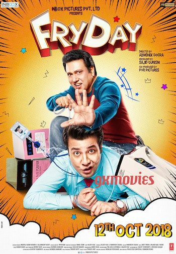 Fryday 2018 Hindi 720p HDRip 800mb