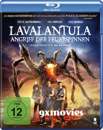 Lavalantula 2015 Dual Audio Hindi 720p BluRay 700mb