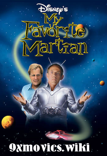 My Favorite Martian 1999 Dual Audio Hindi UNCUT 720p WEB-DL 750mb