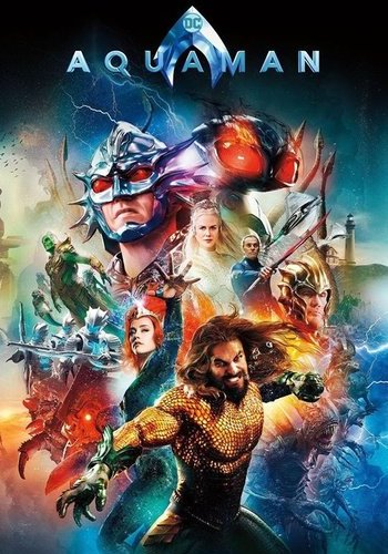 Aquaman 2018 Dual Audio Hindi 720p HDCAM 1GB