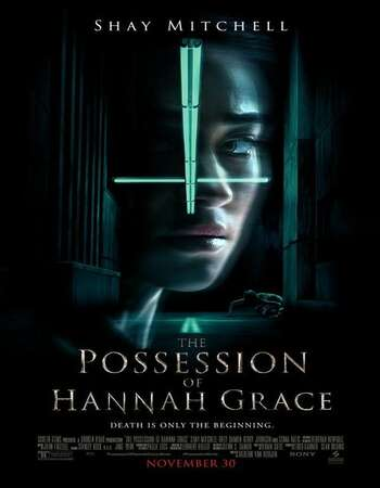 The Possession of Hannah Grace 2018 Hindi Dual Audio 250MB HDCAM 480p