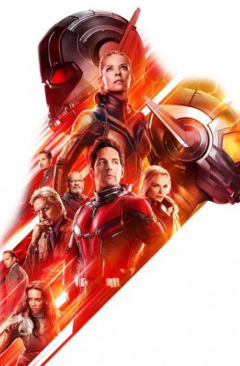 Ant-Man and the Wasp 2018 Hindi Dual Audio 720p 1.3GB DD5.1 BluRay ESubs