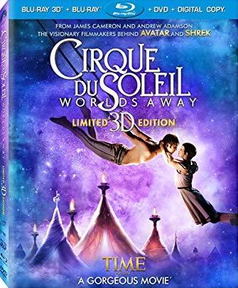 Cirque Du Soleil Worlds Away 2012 Dual Audio Hindi 720p BluRay 850mb