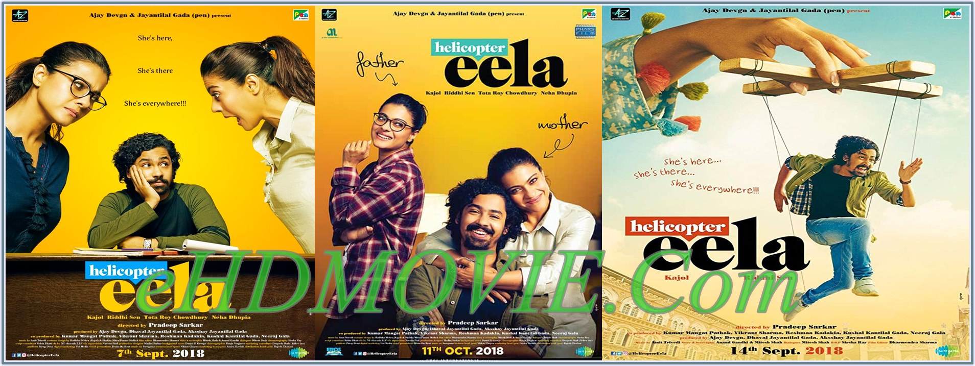 Helicopter Eela 2018 Full Movie Hindi 1080p – 720p – HEVC – 480p ORG WEB-DL 400MB – 550MB – 1GB – 2GB ESubs Free Download