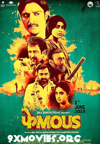 Phamous 2018 Hindi 720p HDRip 750mb
