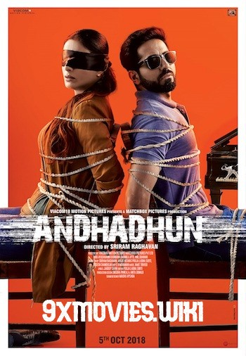 Andhahun 2018 Hindi 720p HDRip 999mb