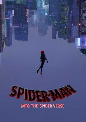 Spider-Man Into the Spider Verse 2018 Dual Audio Hindi 720p HDCAM 999mb