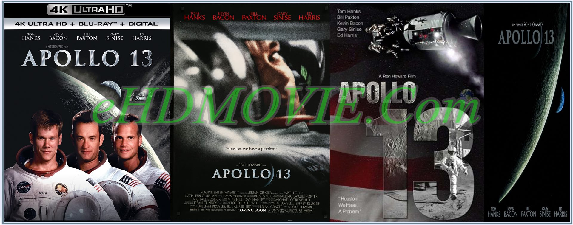 Apollo 13 1995 Full Movie Dual Audio [Hindi – English] 720p - 480p ORG BRRip 400MB - 1.1GB ESubs Free Download
