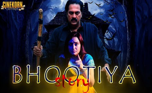 Bhootiya Story 2018 Hindi Dubbed 720p HDRip 900mb
