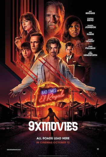 Bad Times at the El Royale 2018 English 720p WEB-DL 1.1GB ESubs