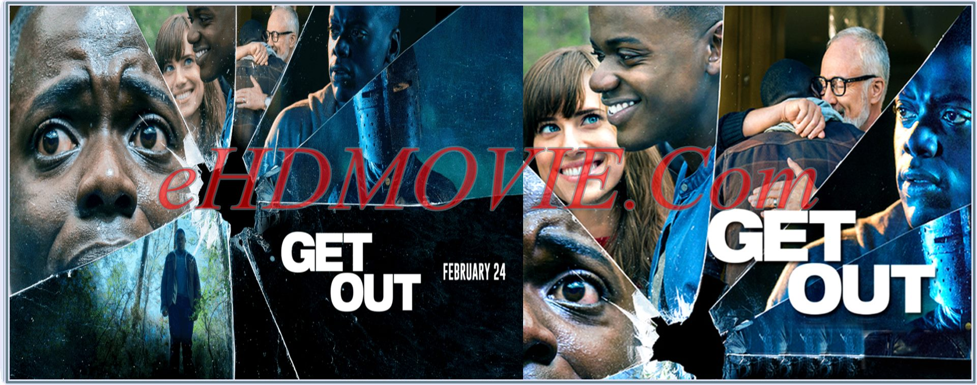Get Out 2017 Full Movie English 720p - 480p ORG BRRip 300MB - 850MB ESubs Free Download