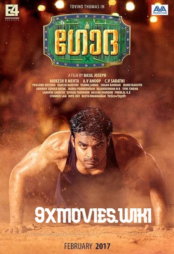 Godha 2017 Dual Audio Hindi UNCUT 720p HDRip 950mb