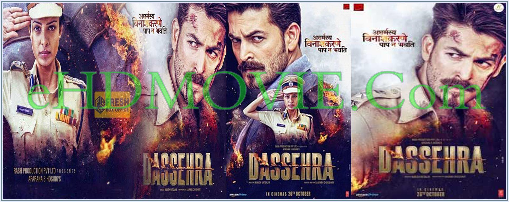 Dassehra 2018 Full Movie Hindi 1080p – 720p – HEVC – 480p ORG WEB-DL 350MB – 550MB – 1.2GB – 2GB ESubs Free Download