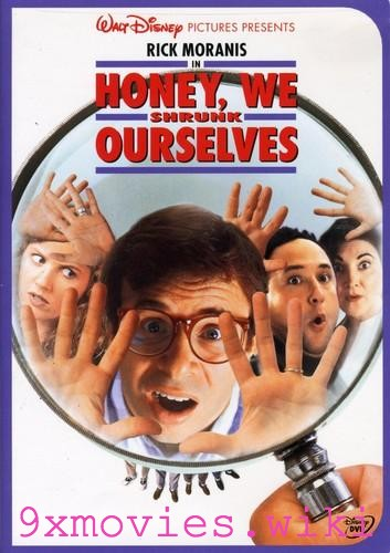Honey, We Shrunk Ourselves 1997 Dual Audio Hindi Movie Download