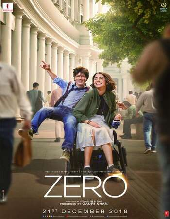 Zero 2018 Full Hindi Movie 720p pDVDRip Free Download