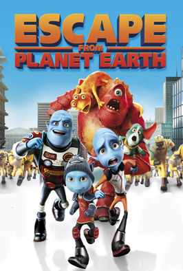 Escape from Planet Earth 2013 Dual Audio Hindi English BluRay Full Movie Download HD