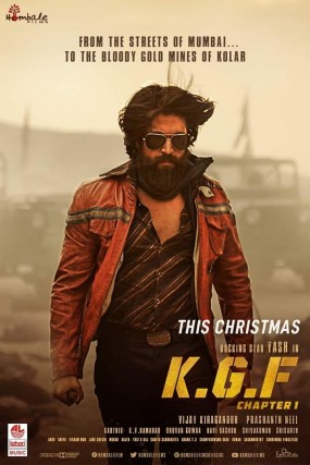 K.G.F Chapter 1 2018 Hindi 720p 800MB HQ PreDVDRip x264