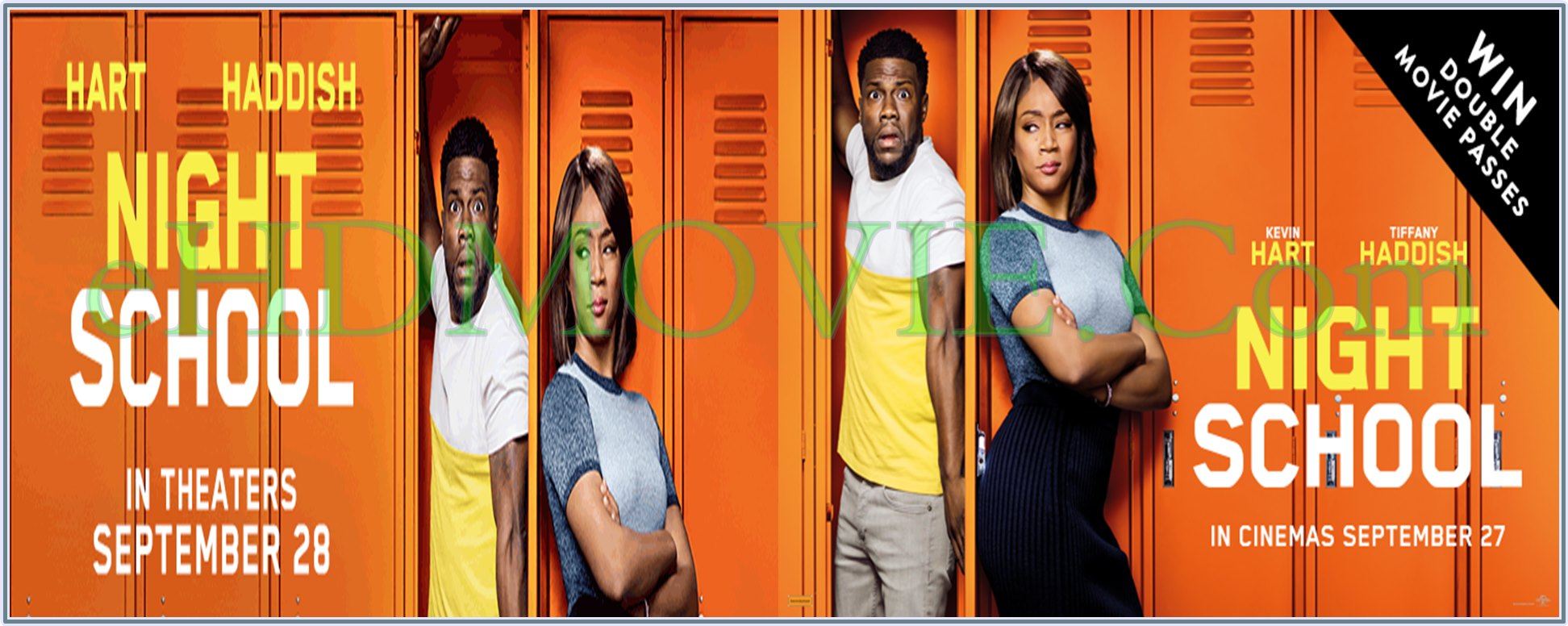 Night School 2018 Full Movie English 720p - 480p ORG BRRip 450MB - 650MB - 950MB ESubs Free Download
