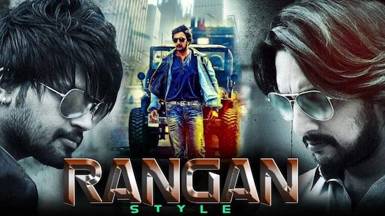 Rangan Style 2018 Hindi Dubbed 720p HDRip 900mb