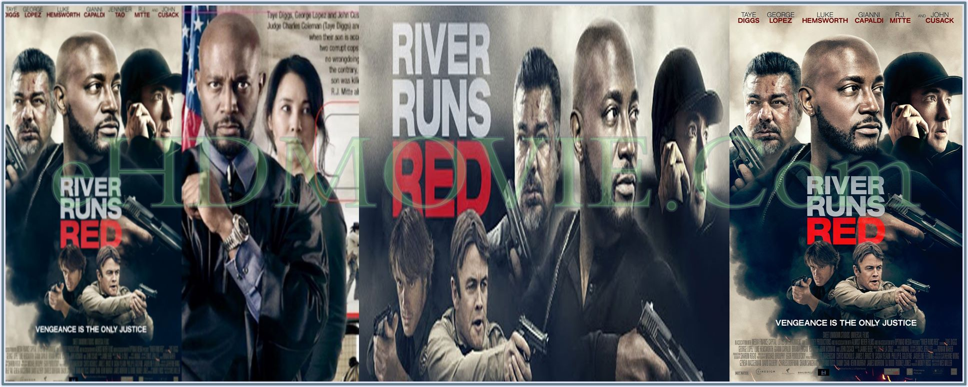 River Runs Red 2018 Full Movie English 720p - 480p ORG BRRip 350MB - 900MB ESubs Free Download