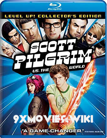 Scott Pilgrim vs the World 2010 Dual Audio Hindi 720p BluRay 900mb