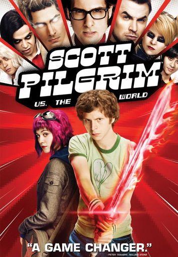 Scott Pilgrim Vs. The World 2010 Hindi Dual Audio 720p 800MB BluRay
