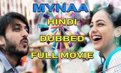 Myna 2018 Hindi Dubbed 720p HDRip 900mb