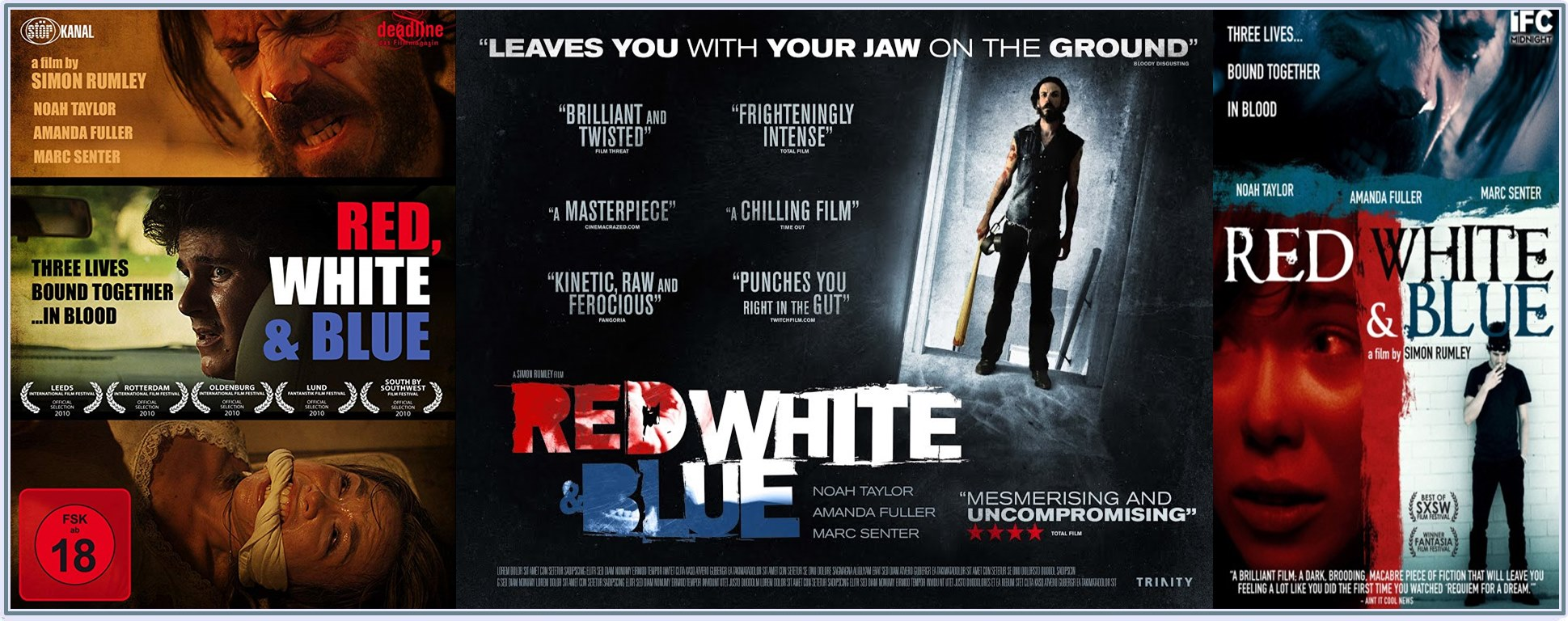 Red White & Blue 2010 Full Movie English 720p - 480p ORG BRRip 350MB - 700MB ESubs Free Download