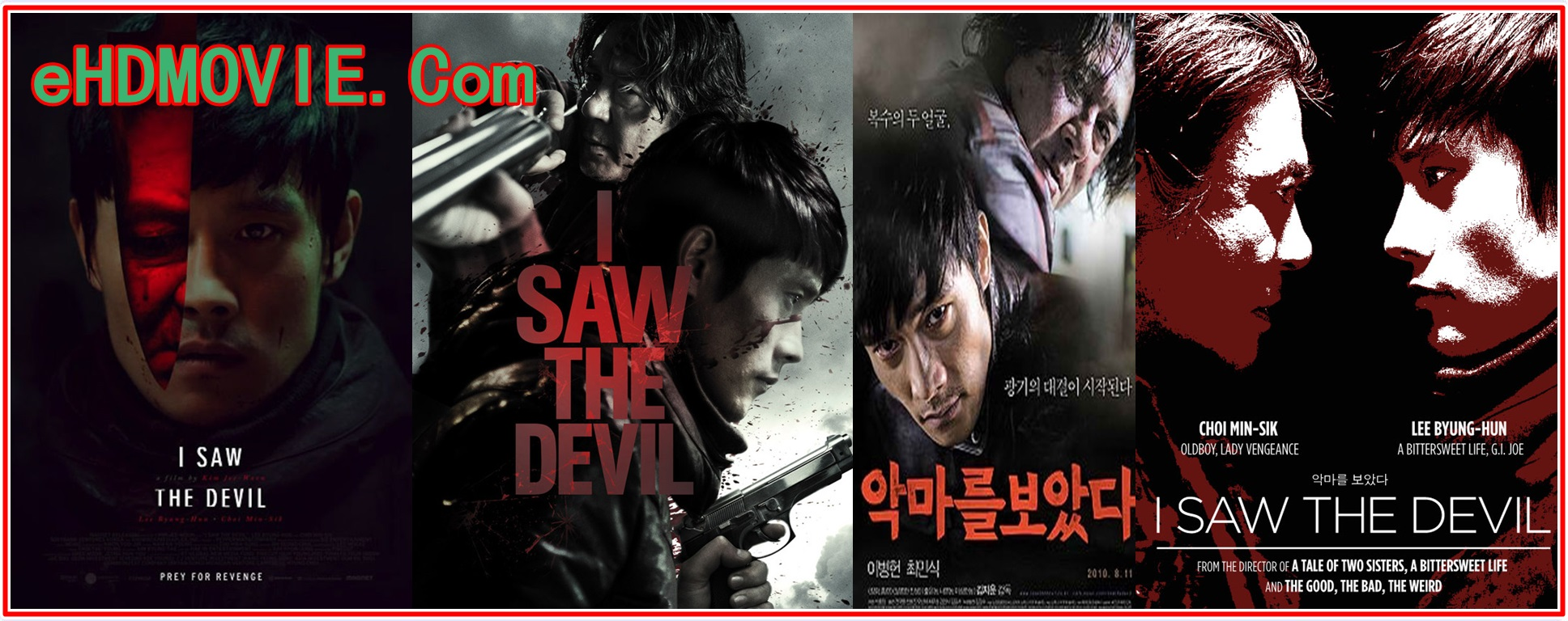 I Saw the Devil 2010 Full Movie Korea 720p – 480p ORG BRRip 550MB – 1.3GB ESubs Free Download