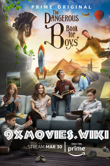 The Dangerous Book for Boys S01 Complete Dual Audio Hindi 720p WEB-DL 900MB